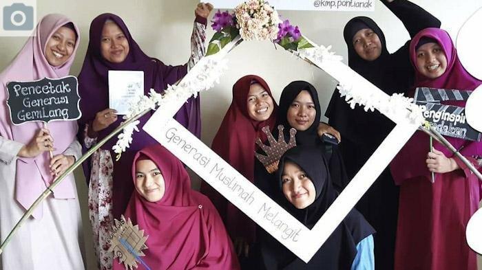 Komunitas Muslimah Produktif