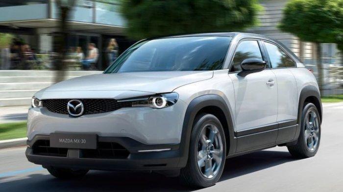 Mazda Luncurkan Mobil Listrik MX-30, Apakah Akan Mengaspal di Indonesia