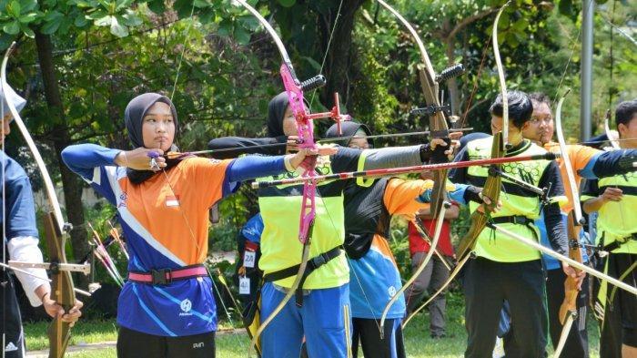 Komunitas Pontianak Archery Club  Padukan  Memanah Sebagai Kreasi dan Olahraga