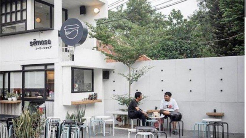 Terinspirasi Kedai Kopi Jepang, Alumni S2 Manajemen Bisnis Undip Buka Coffee Shop Semasa Kopi