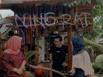 3 Spot Instagramable di Ningrat Cafe, Kursi Ningrat Hingga Rumah Hobbit