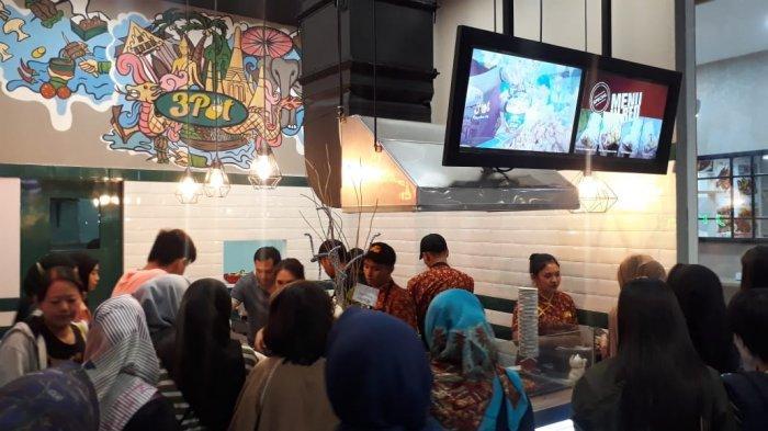 Street Food 3Pot Tak Pernah Sepi Pengunjung, Berikut Beberapa Menu yang Tersedia
