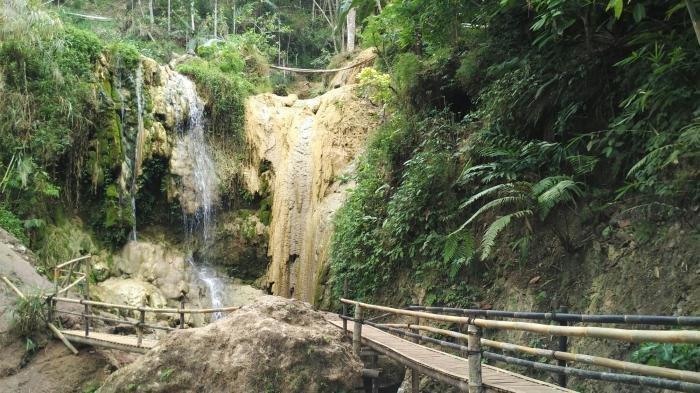 Asyiknya Bermain Air Di Kembang Soka, Wisata Alam yang Kini Populer di Gunung Kidul