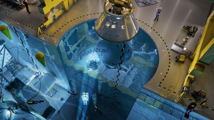 Inggris Bakal Punya Kolam Renang Terdalam di Dunia, Kedalaman Hingga 50 Meter, Seperti Apa?