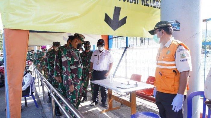Antisipasi Virus Corona Delta Masuk Pulau Bali, Pelabuhan dan Bandara Kini Diperketat