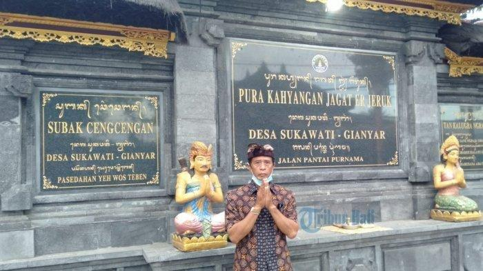 Pura Kahyangan Jagat Er Jeruk di Bali, Dibangun Sejak 1489 Masehi, Tempat Minta Keturunan