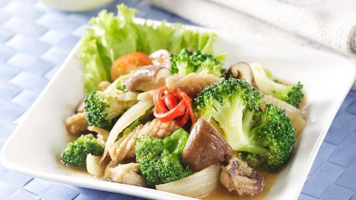 Resep Brokoli Saus Tiram, Menu Dengan Khasiatnya yang Menyehatkan