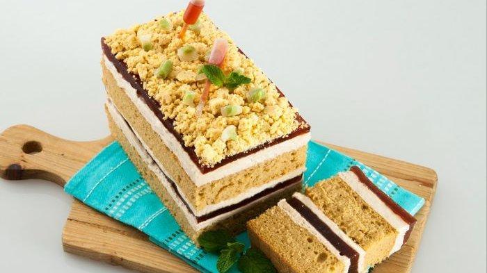 Resep Cake Aroma Teh Botol, Cake Spesial Untuk Dinikmati Bersama Kleuarga
