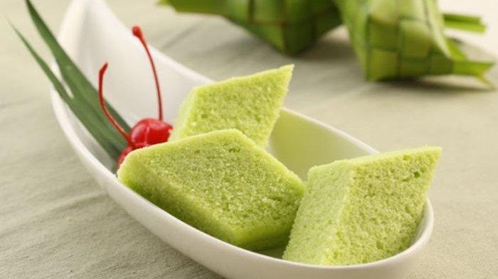 Resep Cake Pandan Tape Kukus Super Lembut Ala Bakery, Cocok Untuk Kudapan Saat Sore Hari