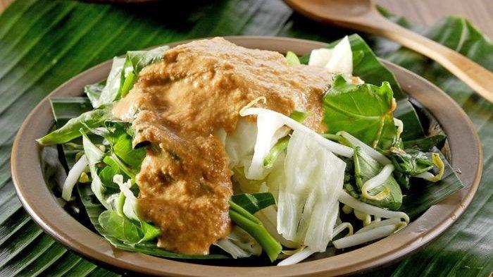 Resep Lotek Bandung, Hidangan Sedap Dari Sayuran, Cocok Untuk Diet