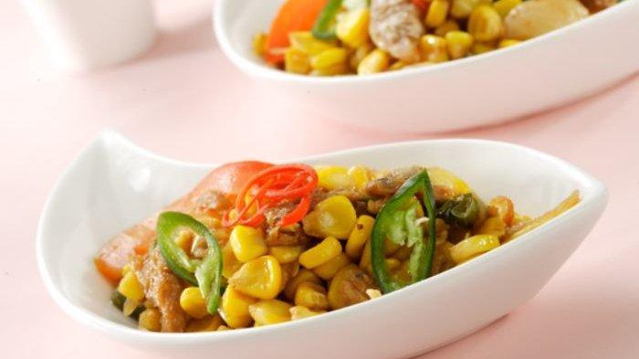 Resep Oseng-Oseng Jagung Manis, Menu Pelengkap Praktis Untuk Makan Siang