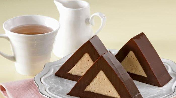 Resep Puding Kacang Cokelat, Kudapan Spesial Sebelum Makan Malam