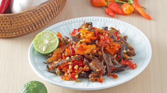 Resep Sambal Belut Jeruk Limau, Menu Sederhana Bertekstur Renyah Untuk Makan Malam