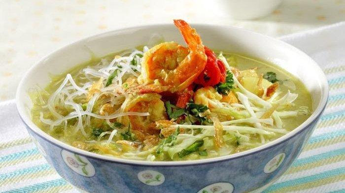 Resep Soto Udang Taoco, Semangkuk Makanan Hangat Untuk Makan Malam
