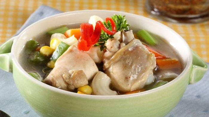 Resep Sup Ayam Makaroni, Sajian Mewah Untuk Bersantap Di Malam Hari
