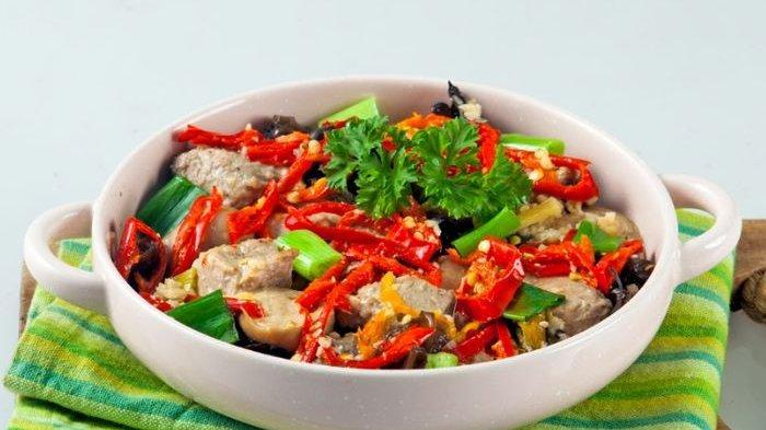 Resep Tim Tuna Jamur, Inspirasi Olahan Ikan Tuna Jadi Hidangan Spesial