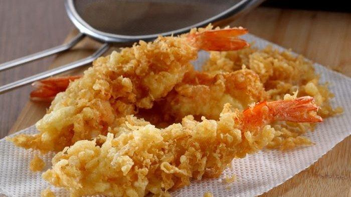 Resep Udang Goreng Tempura Krispi, Menu Ala Jepang Untuk Pelengkap Makan Malam