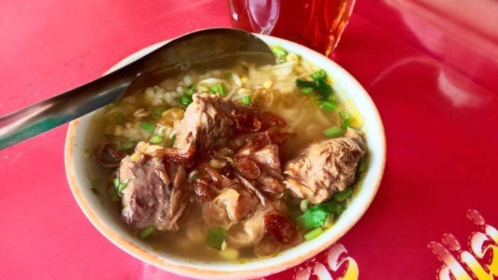 Menikmati Soto Daging Sapi Girin di Sragen, Legenda Kuliner Sejak 1953