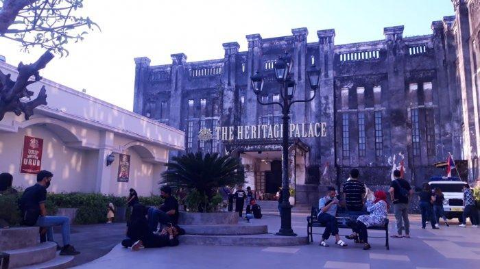 The Heritage Palace Solo, Sabtu(29/5/2021).