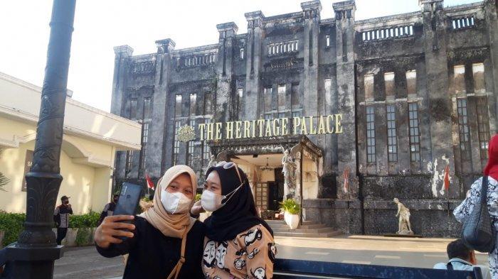 The Heritage Palace Manjakan Pengunjung Gemar Foto Instagramable, Berikut Harga Tiket Masuknya