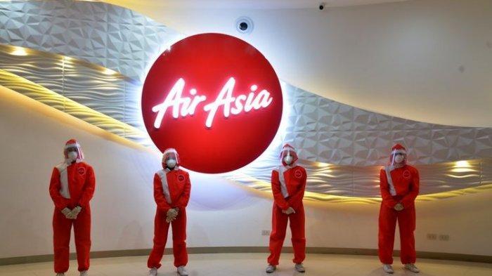 Kurangi Resiko Penularan Virus Corona, AirAsia Philippines Luncurkan APD untuk Kru Kabin