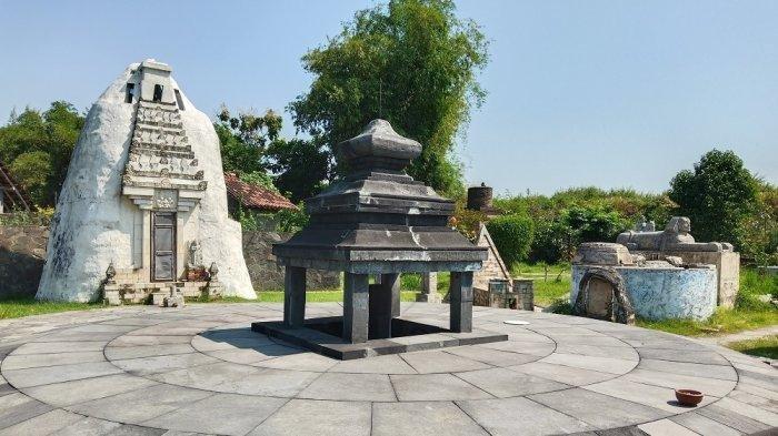 Cerita Asal Usul Sahasra Adhi Pura Mojolaban Sukoharjo, Tempat Meditasi Umat Hindu