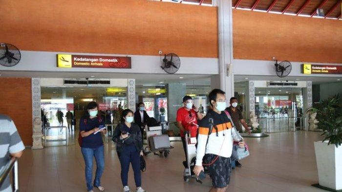 Pertengahan Maret 2021, Penumpang Bandara I Gusti Ngurah Rai Naik 35 Persen