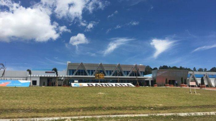 Bandara Silangit Kini Tingkatkan Kapasitas Penumpang Jadi 700 Ribu Per Tahun