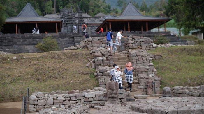 Candi Cetho : Candi Hindu di Lereng Gunung Lawu yang Mengagumkan