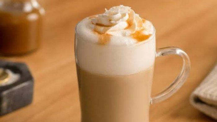 Tak Perlu Keluar Rumah, Caramel Latte Ini Bisa dibuat Sendiri di Rumah Selama Physical Distancing