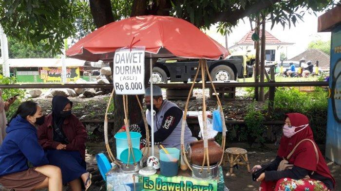 Menikmati Dawet Brayat Pak Kamto Khas Klaten di Solo, Murah dan Segar