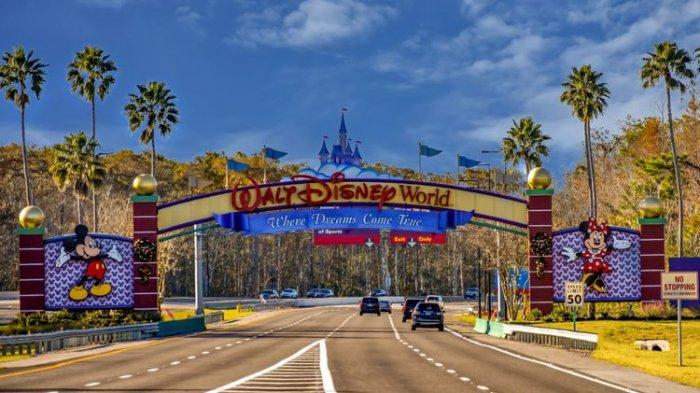 Usai Lockdown, Disney World Florida Dibuka dengan Menerapkan Protokol New Normal