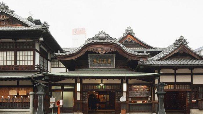 Permandian Air Panas Tertua dan Terpopuler di Jepang, Dogo Onsen