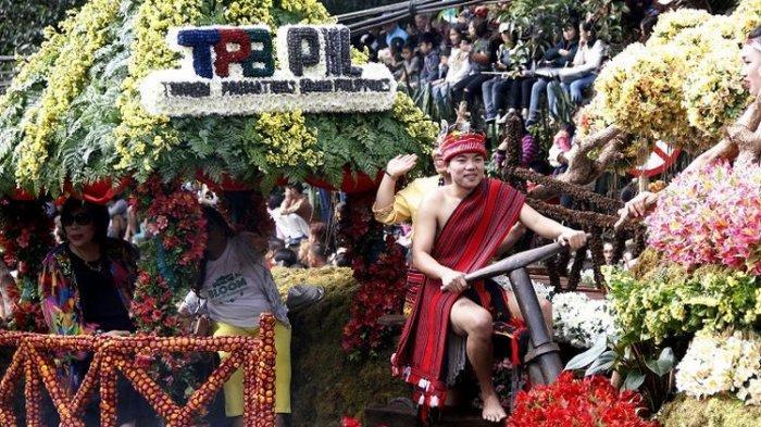 Mengenal Panagbenga, Festival Bunga Tahunan di Filipina yang Penuh Warna