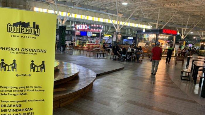 H-7 Jelang Idul Fitri, Pengunjung Solo Paragon Mall Melonjak Naik Hingga 90%