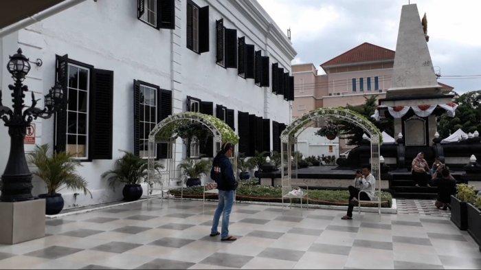 VIRAL! Wajah Baru Gedung Djoeang '45 Kini Jadi Favorit Wisatawan Berswafoto