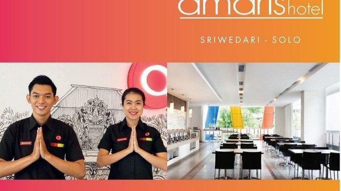 Sambut Ramadan, Amaris Hotel Luncurkan Bukber Murah Meriah, Hanya 45 Ribu Bisa All You Can It