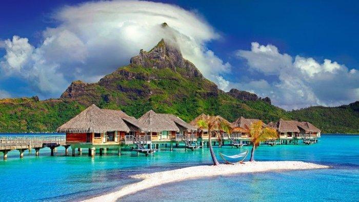 Kasus Covid 19 Terus Menurun, Tahiti Hingga Moorea di Polinesia Perancis Buka Lagi 1 Mei 2021