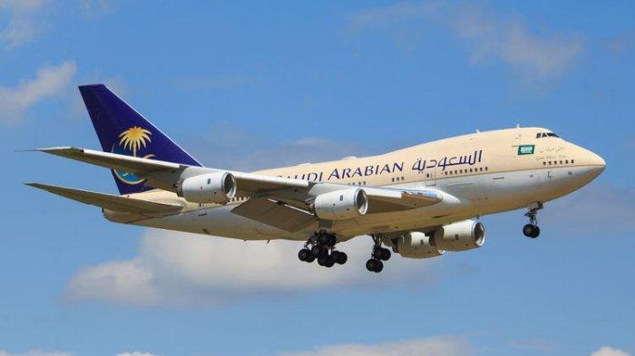 Penerbangan Arab Saudi Sudah Dibuka Kembali, Saudi Airlines Mulai Penjualan Tiket