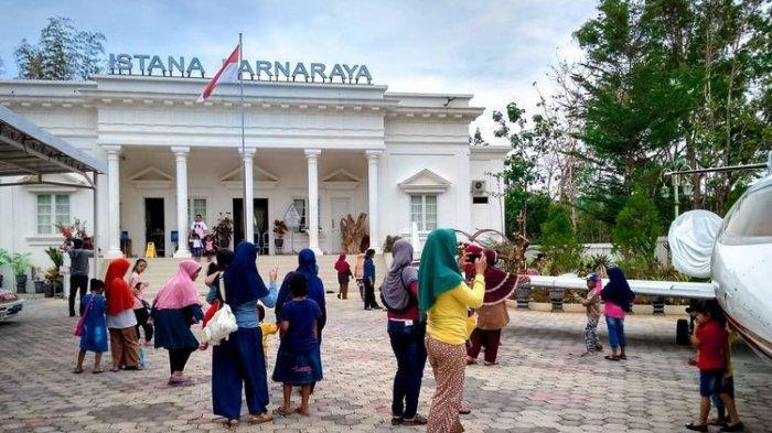 Istana Parnaraya di Wonogiri : Rute dan Harga Tiket Masuk Istana