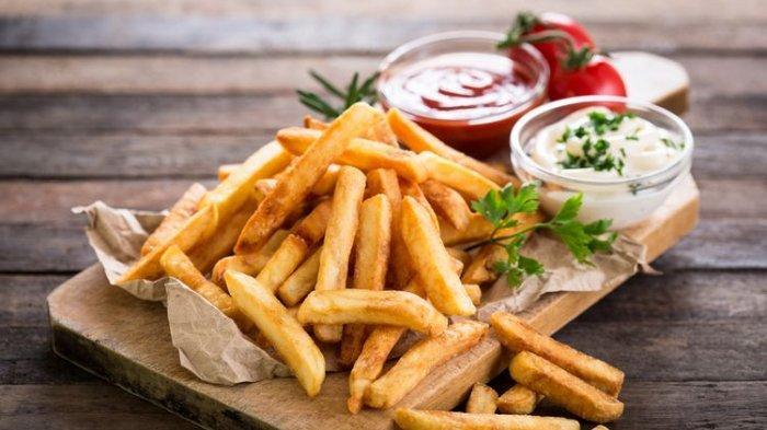 McDonald's Bongkar Rahasia Resep Kentang Goreng