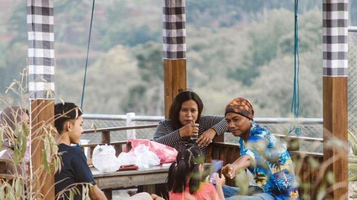Menikmati Suasana Kampung Bali di Kitagawa Pesona Bali, Wonogiri