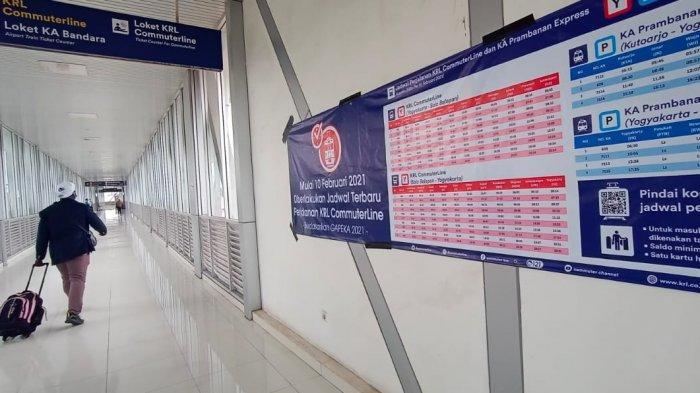 KRL Jogja - Solo Mulai Beroperasi Penuh Hari Ini, Berikut Jadwal Keberangkatannya