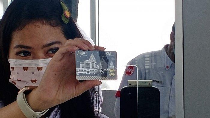 Ingat, Kartu Antrean KRL Solo - Jogja Rp 1 Cuma Untuk Satu Orang Penumpang