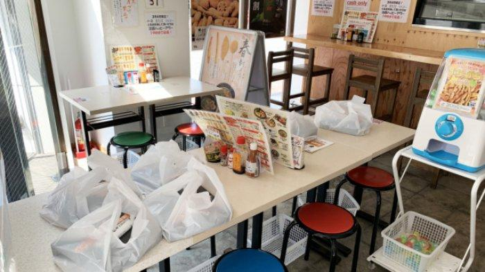 Tetap Berbisnis di tengah Wabah Corona, Sejumlah Pub di Jepang Ubah Haluan Jualan Bento