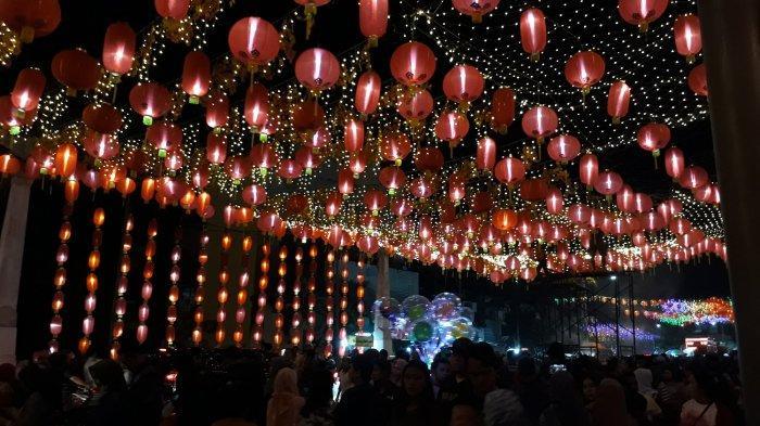 Perayaan Imlek di Solo Ditiadakan, Lampion Tak Hiasi Kawasan Pasar Gede Demi Cegah Kerumunan