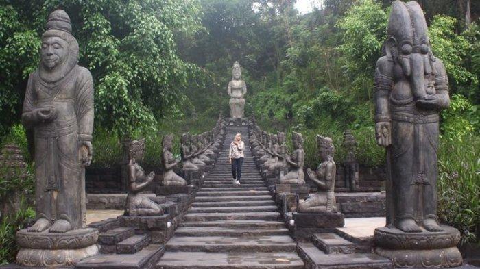 Berwisata ke Lembah Tumpang Malang, Serasa Kembali ke Kerajaan Zaman Majapahit dan Singosari