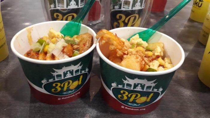 Menikmati Street Food Thailand 3 Pot Thai Street yang Sukses Bikin Ngiler