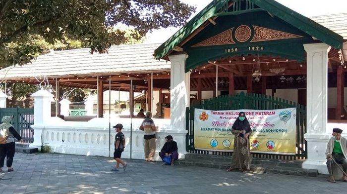Napak Tilas Masjid Tertua di Yogyakarta, Penuh Makna Filosofis dan Historis