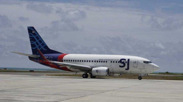 Rayakan Ulang Tahun ke 17, Sriwijaya Air Menawarkan Tiket Pesawat Mulai dari Rp 170 Ribu